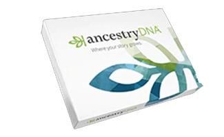 AncestryDNA box
