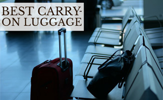 Bags in airport: Best Carry-On Luggage