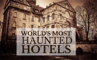 The Most Haunted Hotels in the World
