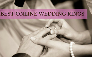 Couple exchanging rings: Best Online Wedding Rings