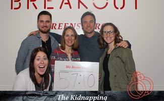 Breakout team in Greensboro, NC