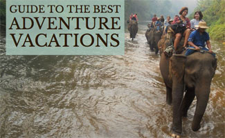 Best Adventure Vacations