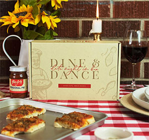 Date Night In Box for dine and dance