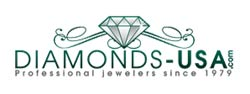 Diamonds-USA logo