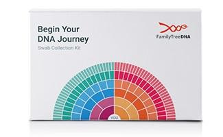 FamilyTreeDNA box