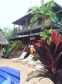 Garden of Eden Bocas del Toro Hotel
