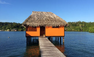 Bocas del Toro Hotels on the Water
