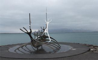 Solfar in Iceland
