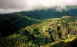 Jurassic mountains