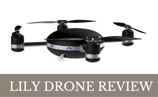 Lily Drone flying: Lily Drone Review