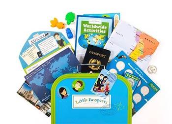 Little Passports box