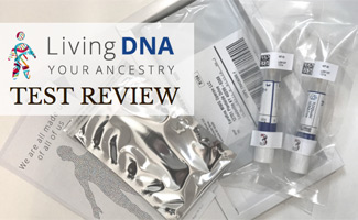 Living DNA test