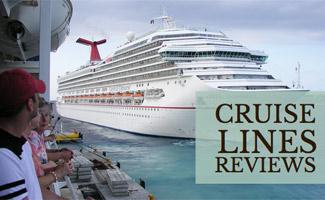People on cruise ship deck: Norwegian vs Royal Caribbean vs Carnival vs Princess vs Celebrity