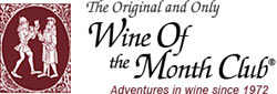The Original Wine of the Month Club logo
