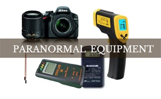 Paranormal Equipment