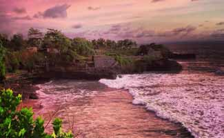 Water in Seminyak Bali
