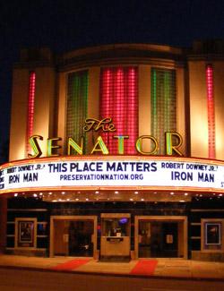 The Senator Theater