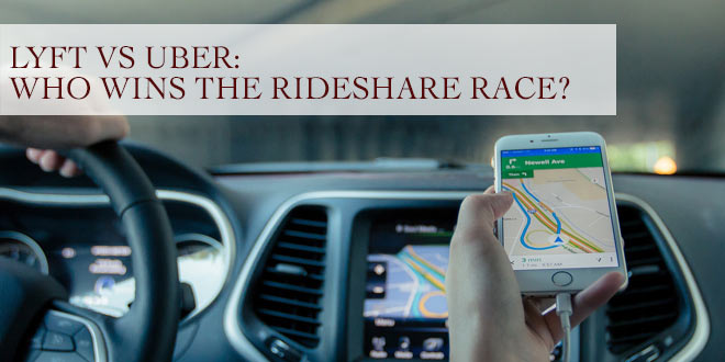Lyft vs Uber: Who Wins the Rideshare Race?