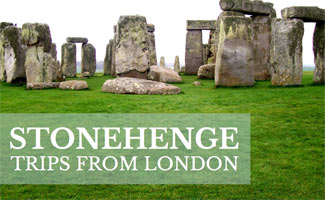 Making the Stonehenge from London Trip