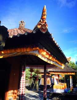 Tanah Lot temples