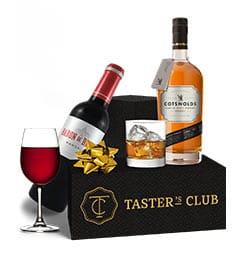 Tasters Club whiskey club