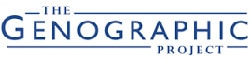 National Geographic Genographic project logo