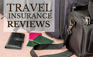 Luggage and passports: Travel Insurance Reviews