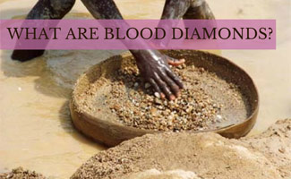 Person mining: What Are Blood Diamonds?